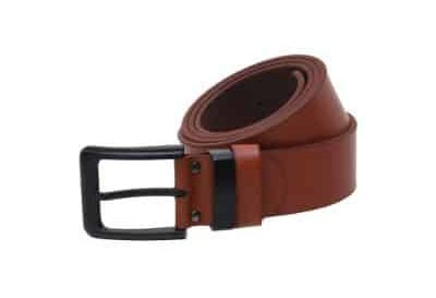 Ikat Pinggang Kulit Pria Terbaik Hamlin Hazel Genuine Leather 3 Original
