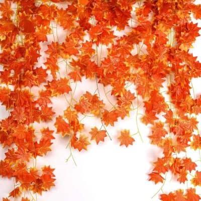 Hiasan Dinding Kamar Terbaik Aonez Lampu Tumblr Lebah Kunataruma Daun Maple Hias Rambat