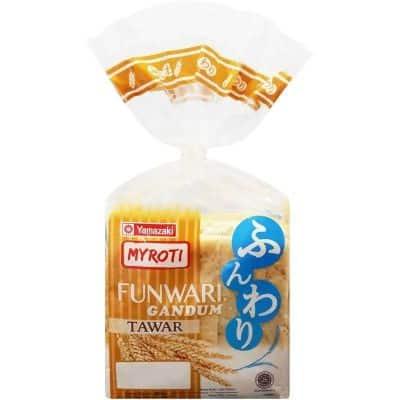 Roti Gandum untuk Diet Terbaik MyRoti Roti Tawar Funwari Gandum