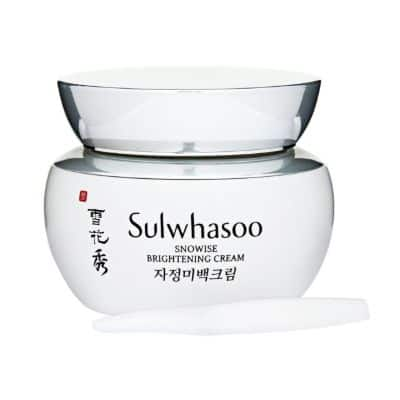 Moisturizer Korea Terbaik Sulwhasoo Snowise Brightening Cream