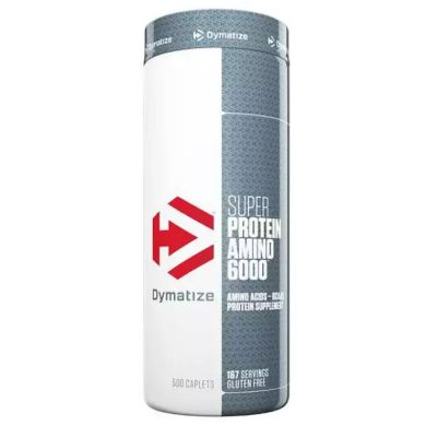 Suplemen Fitness Terbaik Dymatize Super Protein Amino 6000