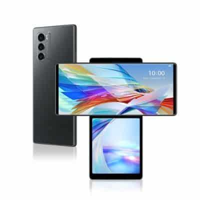 Rekomendasi HP LG Terbaik LG Wing 5G