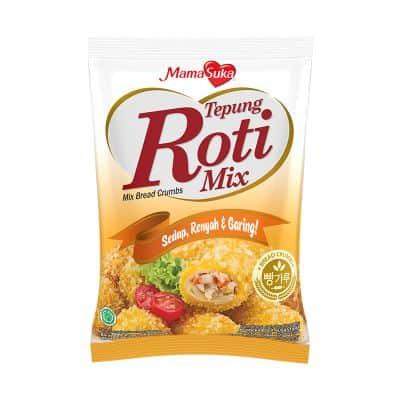 Tepung Panir Terbaik Mamasuka Tepung Roti Mix