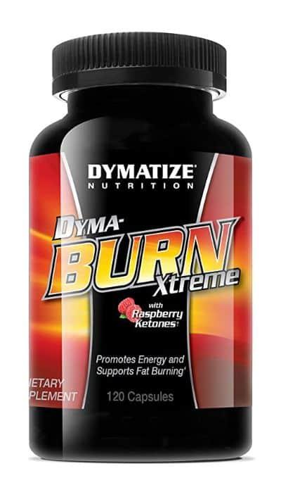 Suplemen Pembakar Lemak (Fat Burner) Terbaik Dymatize Dyma - Burn Xtreme