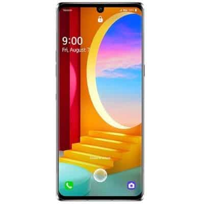 Rekomendasi HP LG Terbaik LG Velvet 5G UW