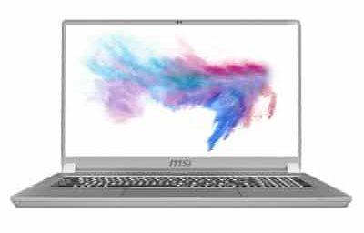 Rekomendasi Laptop MSI Terbaik MSI Creator 17