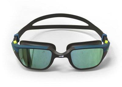 Kacamata Renang Terbaik Nabaiji Spirit Mirror Black Blue