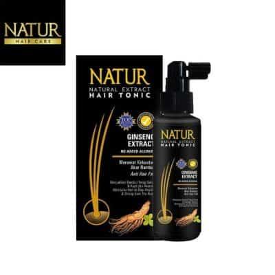 Vitamin Untuk Rambut Rontok Terbaik Natur Natural Hair Tonic Ginseng Extract