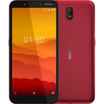Rekomendasi HP Nokia Terbaik Nokia C1