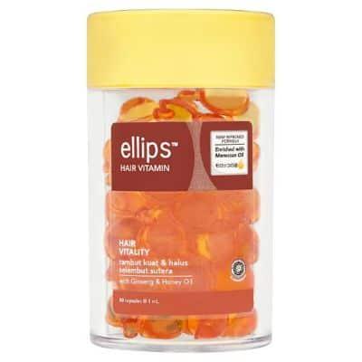 Vitamin Untuk Rambut Rontok Terbaik Ellips Hair Vitamin Moroccan Oil Hair Vitality