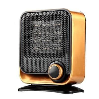 Penghangat Ruangan Terbaik Maven Deck 220V 650W-1300W Mini Heater Fan