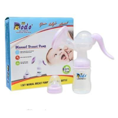 Pompa ASI Manual Terbaik DODO BABY Pompa Asi Manual Breastpump DAC055