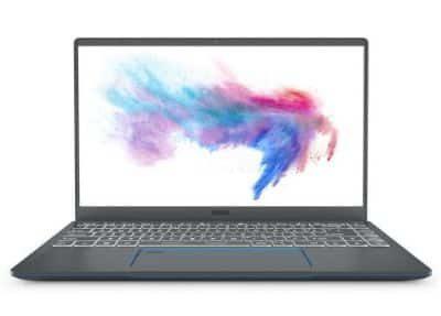 Rekomendasi Laptop MSI Terbaik MSI Prestige 14