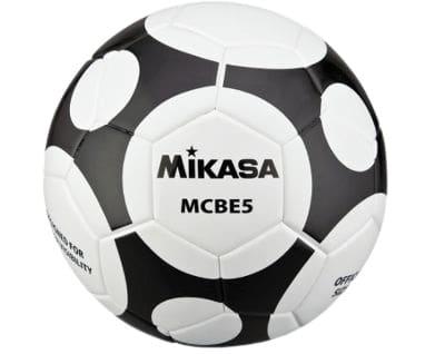 Bola Futsal Terbaik Mikasa MCBE5-WBK