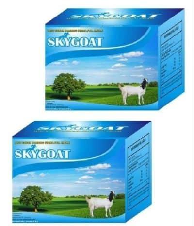 Susu Full Cream Terbaik Solusky Skygoat Milk Full Cream