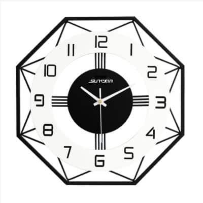 Hiasan Dinding Kamar Terbaik Sunxin Jam Dinding Nordic-8213