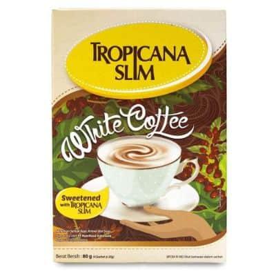 Produk Tropicana Slim untuk Diet Terbaik Tropicana Slim White Coffee