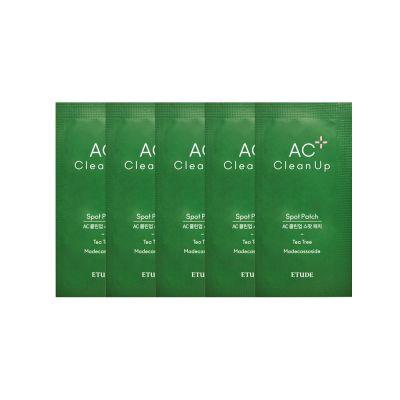 Acne Patch Terbaik AC Clean Up Spot Patch - Etude House