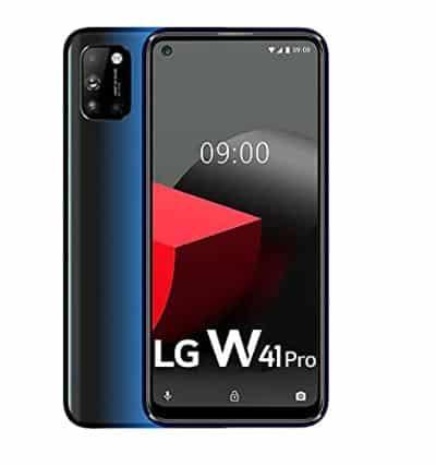 Rekomendasi HP LG Terbaik LG W41 Pro