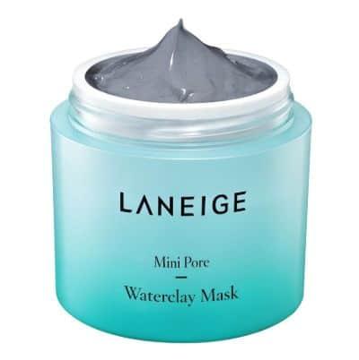 Clay Mask Terbaik Laneige Mini Pore Waterclay Mask