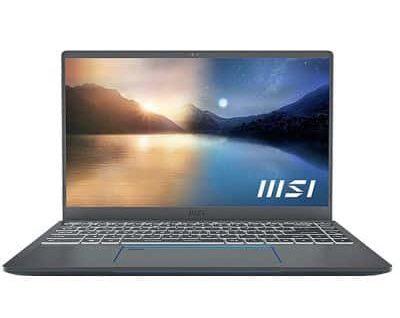 Rekomendasi Laptop MSI Terbaik MSI Prestige 14 Evo