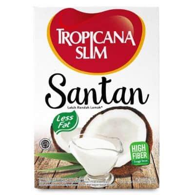Produk Tropicana Slim untuk Diet Terbaik Tropicana Slim Santan