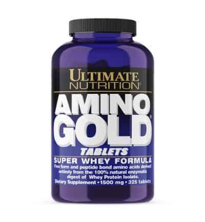 Suplemen Fitness Terbaik Ultimate Nutrition Amino Gold