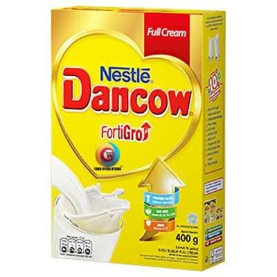 Susu Full Cream Terbaik Dancow FortiGro Full Cream
