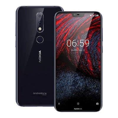 Rekomendasi HP Nokia Terbaik Nokia 6.1 Plus