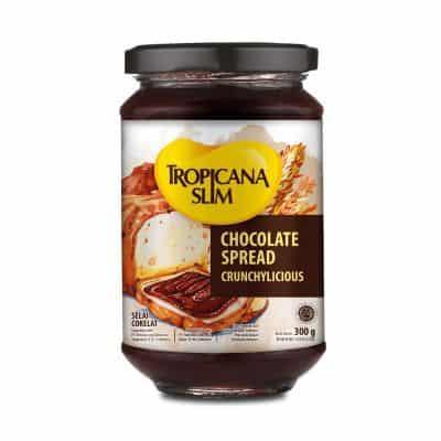 Produk Tropicana Slim untuk Diet Terbaik Tropicana Slim Chocolate Spread