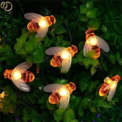 Hiasan Dinding Kamar Terbaik Aonez Lampu Tumblr Lebah