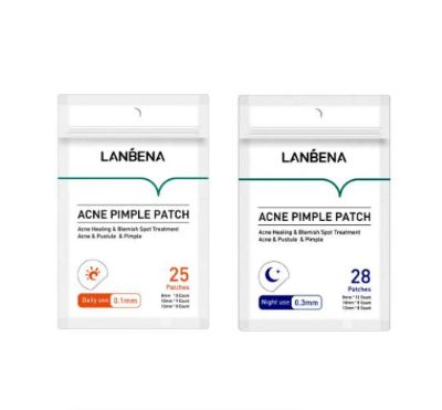 Acne Patch Terbaik Lanbena - Acne Pimple Patch