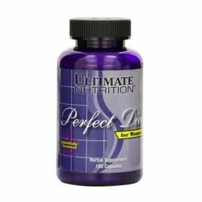Suplemen Pembakar Lemak (Fat Burner) Terbaik Ultimate Nutriton - Perfect Diet Women