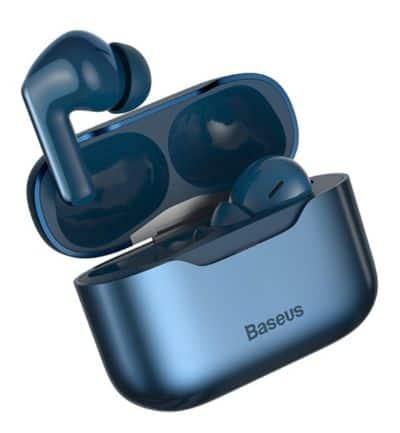 Earphone Wireless Terbaik Baseus SIMU S1 Pro ANC