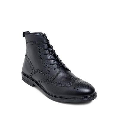 Sepatu Kulit Pria Wira dari Merk Prabu