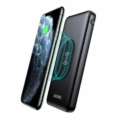 Merk Power Bank Wireless Terbaik Acome Powerbank 10000mAh Wireless AP106