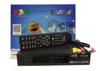 Set Top Box TV Digital Terbaik STB Tanaka DVB T2