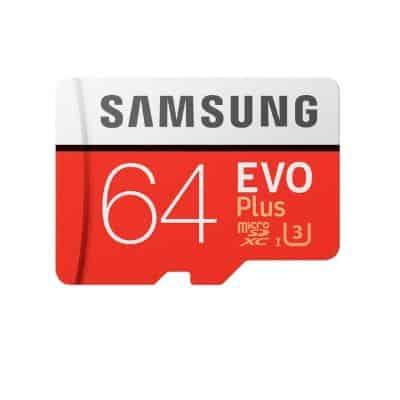 MicroSD Terbaik Samsung EVO Plus microSD Memory Card