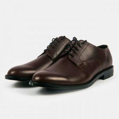 Sepatu Kulit Pria Terbaik Clement Derby dari Merk Heiden