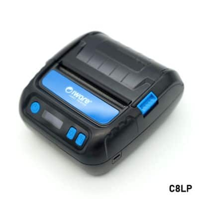Portable Printer Thermal Bluetooth Terbaik Printer Label 80mm Bluetooth Iware C8-LP