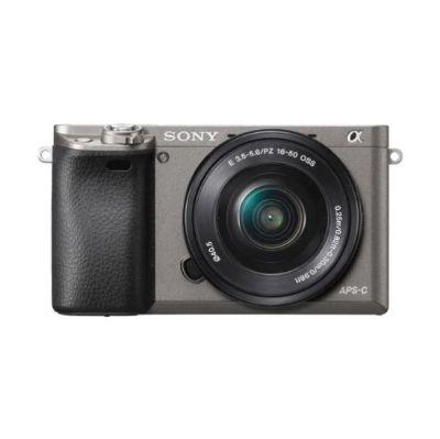 Kamera Mirrorless Terbaik Sony E-mount a6000 dengan Sensor APS-C