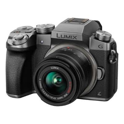 Kamera Mirrorless Terbaik Panasonic Lumix DMC-G7K
