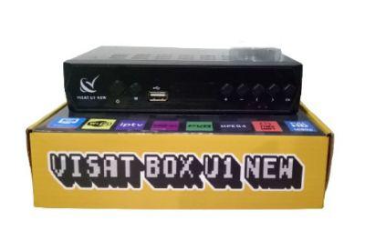 Set Top Box TV Digital Terbaik Visat U1