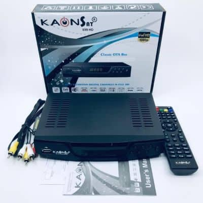 Set Top Box TV Digital Terbaik Kaonsat 899HD