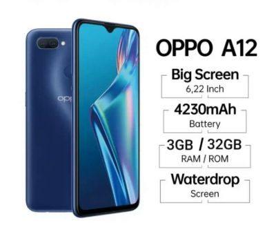 HP Oppo Harga 1 Jutaan Terbaik Oppo A12
