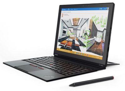 Tablet Windows Terbaik ThinkPad X1 Tablet dari Merk Lenovo