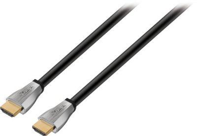 Kabel HDMI Terbaik Rocketfish - 8' 4K UltraHD HDR RF-HG08501