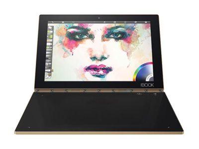 Tablet Windows Terbaik Yoga Book with Windows dari Merk Lenovo