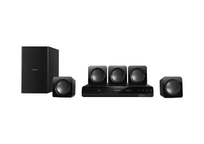 Home Theater Terbaik Philips Home Theater 5.1CH HTD3509
