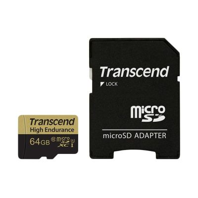 MicroSD Terbaik Transcend High Endurance